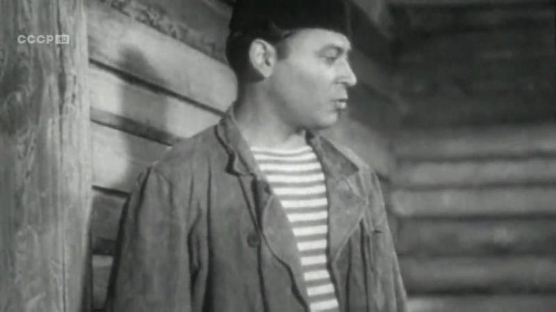 У самого синего моря 1935 драма реж Борис Барнет