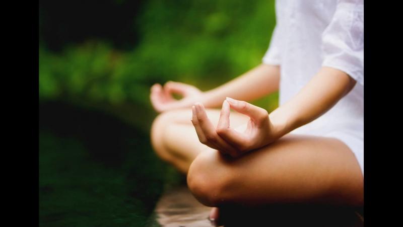 Медитация внутренней улыбки и наполнения