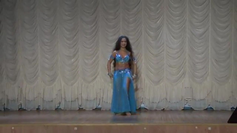 Solo Tabla Katya Yagiyayeva 2010 (Соло табла Катя Ягияева 2010)