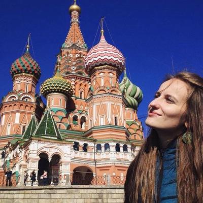 Ксения Агафонова