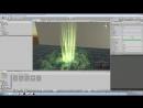 Продвинутые эффекты частиц в Unity и After Effects