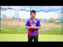 РОНАЛДИНЬО ЛУЧШИЕ ФИНТЫ ВОЛЩЕБНИКА Best skills Ronaldinho Tutorial