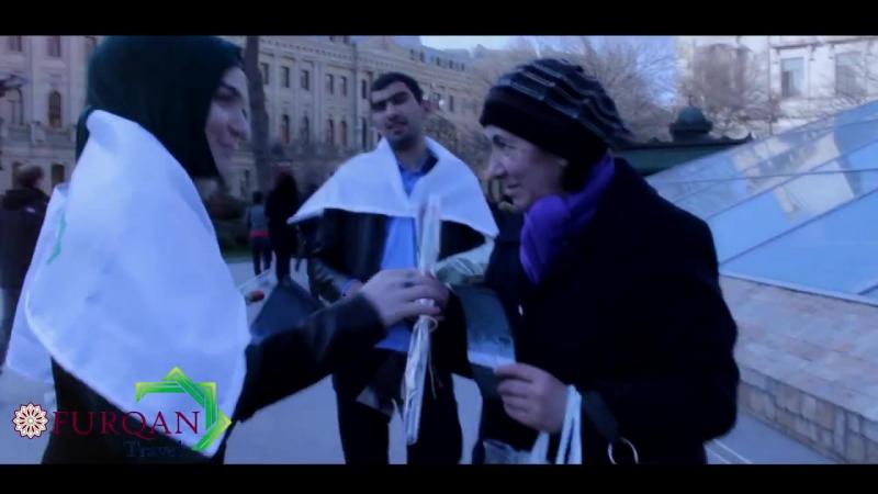 Xanim Zehranin Movludu Munasibeti ile FURQAN TRAVEL_NERCİZ İLAHİLER QRUPU