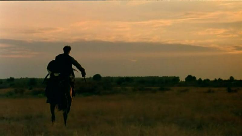 Фрагмент из фильма Е. Гофмана Огнем и мечом