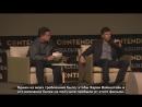 Wind River at Deadlines The Contenders Interview (рус.суб.)
