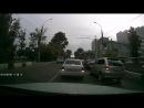Авария в Иркутске.