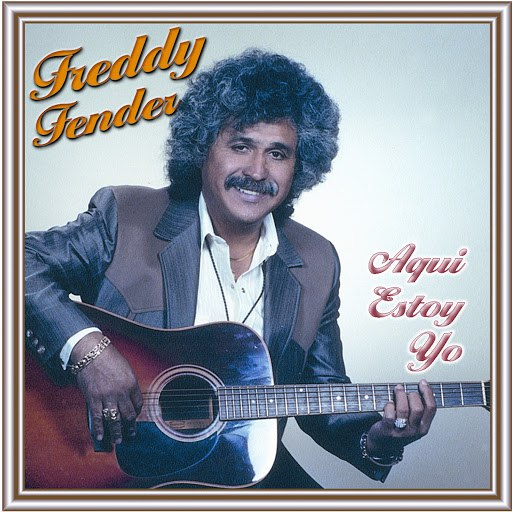 Freddy Fender альбом Aqui Estoy Yo