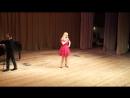 Концерт на 8 марта В КСРК, Марина Соболева ,Народная артистка,песня Небо ,сл и м