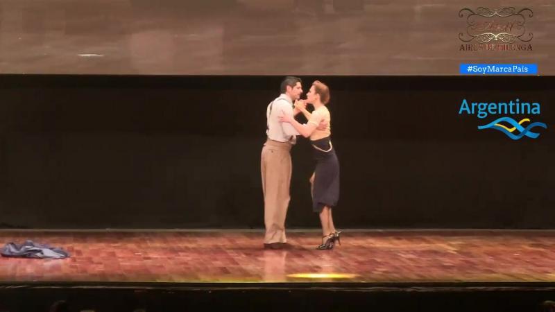 Mundial de Tango 2017, Final Escenario, Cristian Correa, Leah Barsky_6