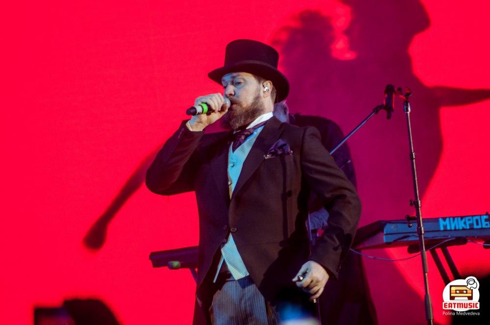 Презентация альбома «Горизонт событий» группы Би-2 в Москве: как это было? Полина Медведева
