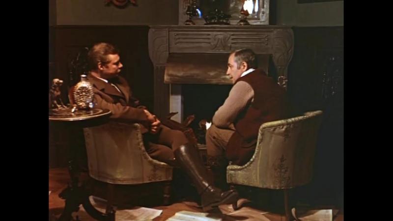 Приключения Шерлока Холмса и доктора Ватсона (1986) Двадцатый век начинается - 1 серия
