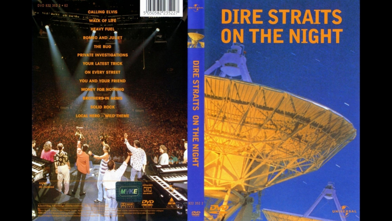Dire Straits : On The Night 1993@