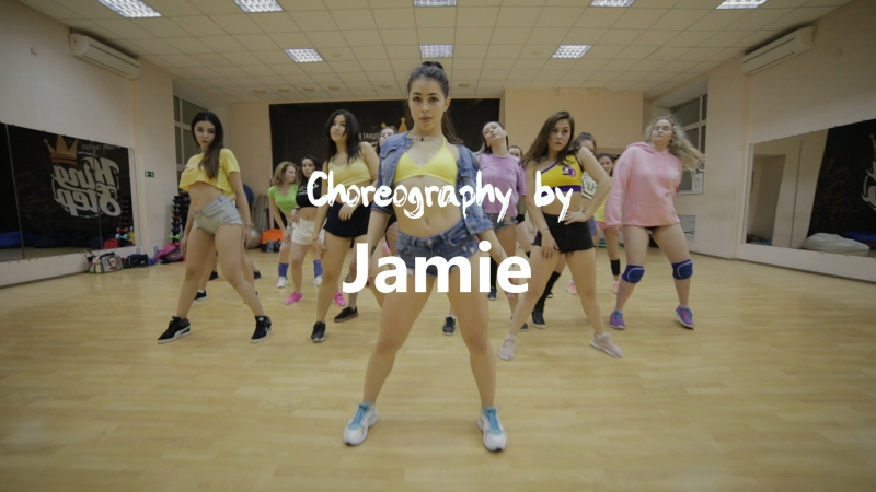DS Kingstep | Jamie Choreography | Twerk | N.E.R.D Rihanna - Lemon