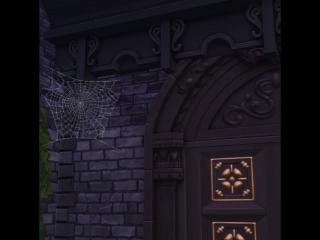 The Sims 4 Вампиры - Строительство