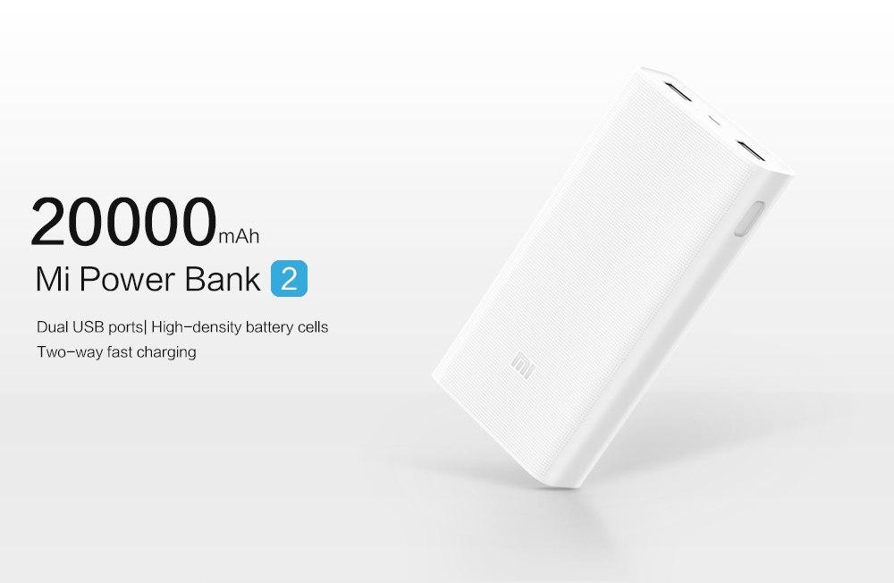 Оригинальный Power Bank от Xiaomi