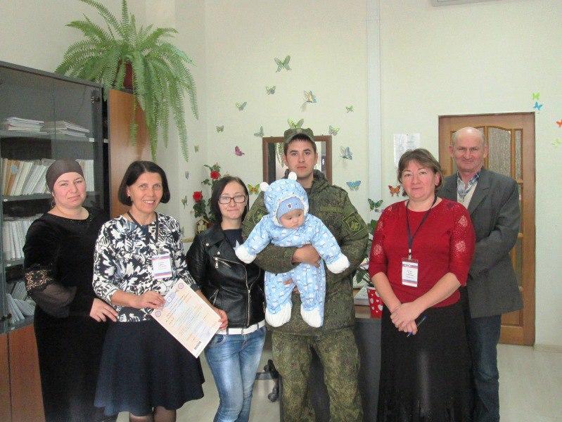Мамочки из Зеленчукской и Сторожевой получили сертификаты МСК