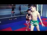 Тайский бокс (Muay Thai Academy promo video) GOPRO