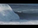 Самые большие волны в мире! Назаре, Португалия