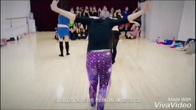 Anna Argentova / Work in SIOD, Beijing / oriental dance