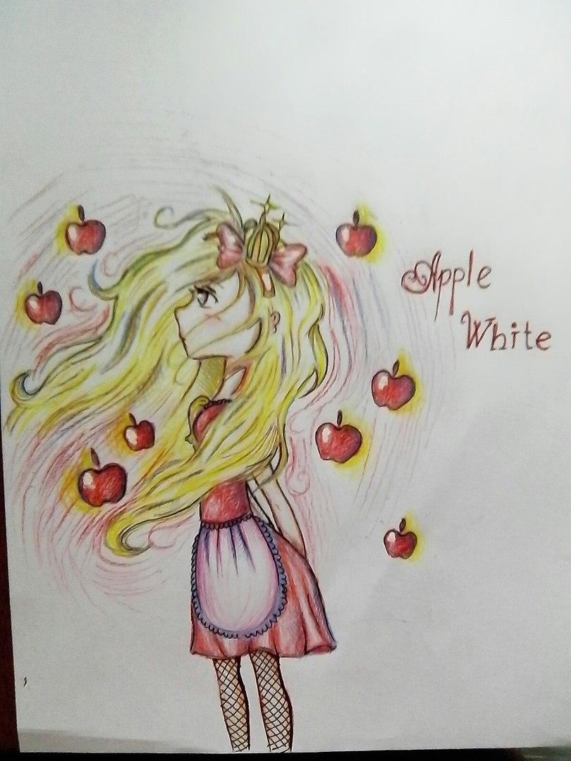Конкурс рисунков Магия кукол Эппл Вайт