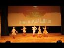 Танец Русская зима Забава