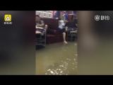 Чаньчуньский самовар ушел под воду.