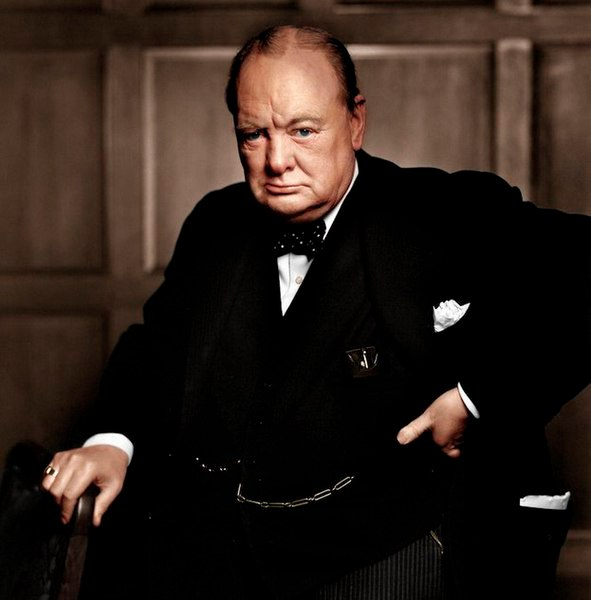 Мудрые и проницательные цитаты сэра Уинстона Черчилля1 Если вы идете