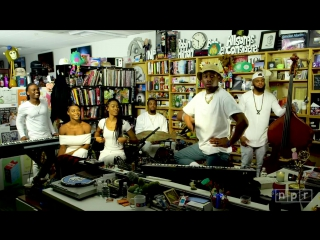 Tyler, The Creator's Tiny Desk performance