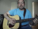 Мое исполнение под гитару - Ну что девчата, по маленькой (из репертуара Елены Кукарской)