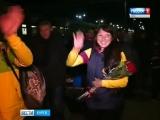 Куряне вернулись с Всемирного фестиваля молодежи и студентов в Сочи