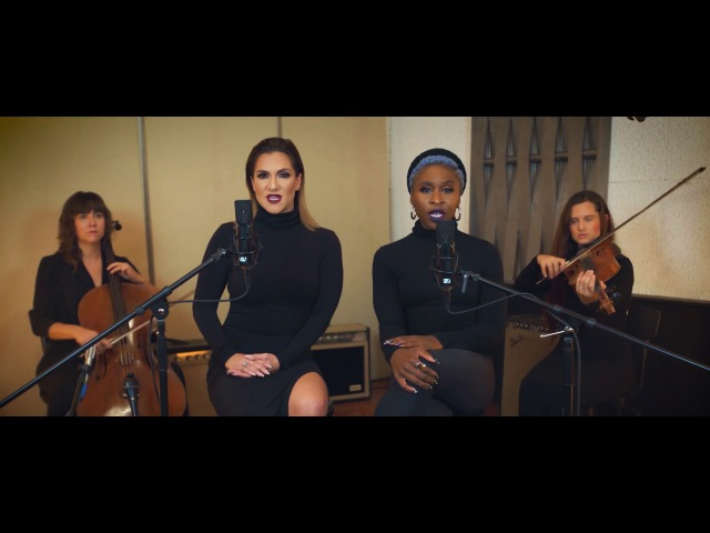 Taylor Swift - I Did Something Bad (Cover) | By Shoshana Bean and Cynthia Erivo