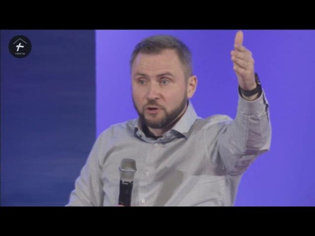 СЕРГЕЙ ШИДЛОВСКИЙ, 7 принципов эффективного уединения с Богом (РГ17. ПЕНУЭЛ - ПОГРУЖЕНИЕ, Москва)