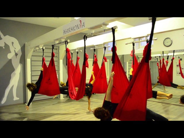 Antigravity Yoga - ASD HARMONIA