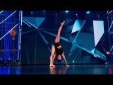 Танцы: Оля Батурина (сезон 4, серия 1) из сериала Танцы смотреть бесплатно видео он...