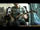 Drifting (Metal Version) - Andy McKee cover by Raz Ben Ari