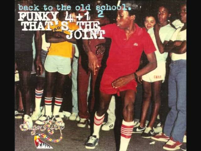 Funky SHA ROCK / That's The Joint (vk.com/girls_gangsters)