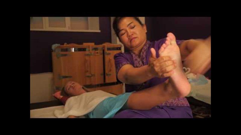 Спа-программа Королевский тайский массаж. Твойтай