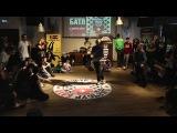 Джечбур Батл 14 Hip Hop Beginners, КАМЫШ VS  Васильев Кирилл  Хип хоп батл