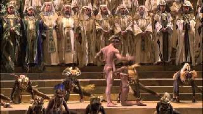 [HD] Gloria all' Egitto, Marcia trionfa Ballabi Vieni, o guerriero vindice (from Verdi's Aida)