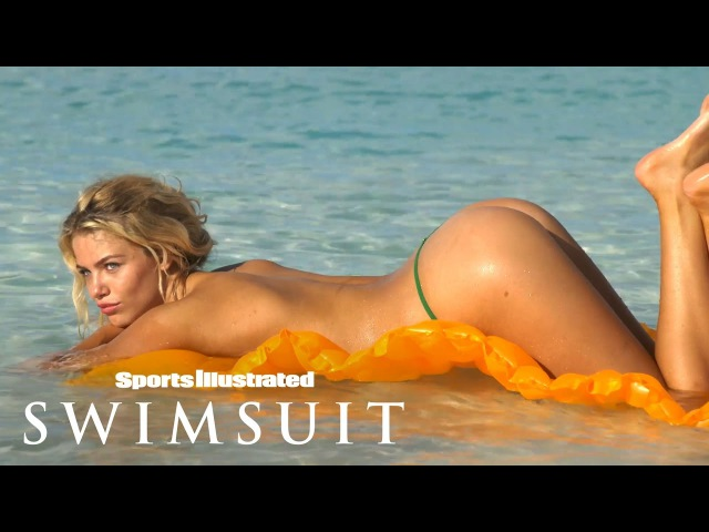 Lily Aldridge Hailey Clauson Spread Out In Turks Caicos | Tanlines | Sports Illustrated Swimsuit