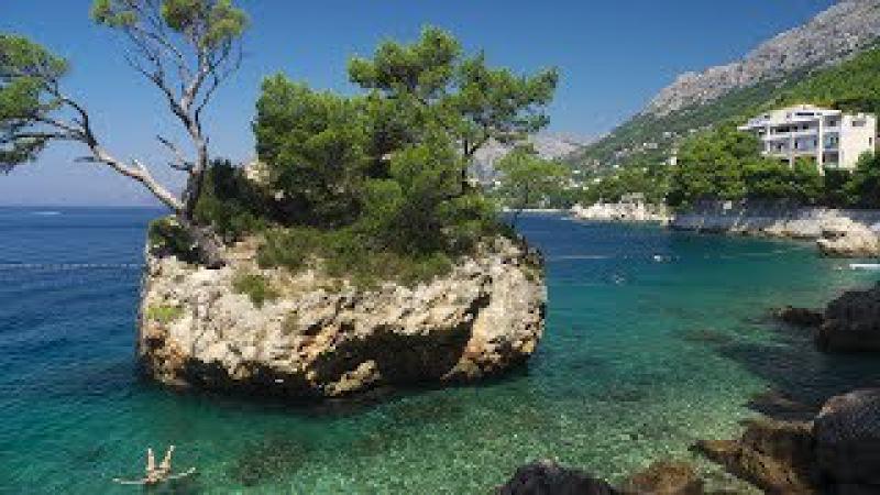 Brela Makarska Riviera Croatia Hrvatska Chorvatsko Kroatien 19 min