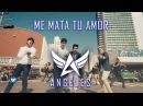 Angeles - Me Mata Tu Amor (ft. Yomil El Dany) | Video Oficial