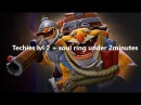 Techies 7 07c fast soul ring