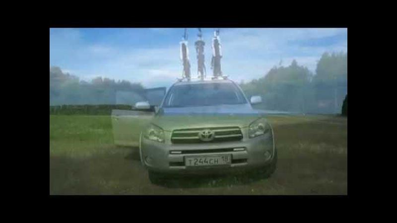 Поездка на Южный Урал - ГЛЦ Металлург-Магнитогорск. Озеро Банное. Traveling in south Ural Russia