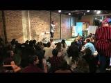 Minerva Jomo Dixon Poetry Slam