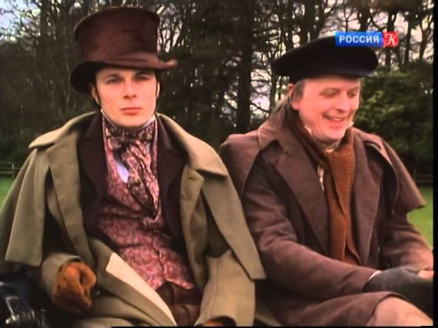 Мартин Чезлвит 01 сериал Экранизация. Великобритания. охота за наследством