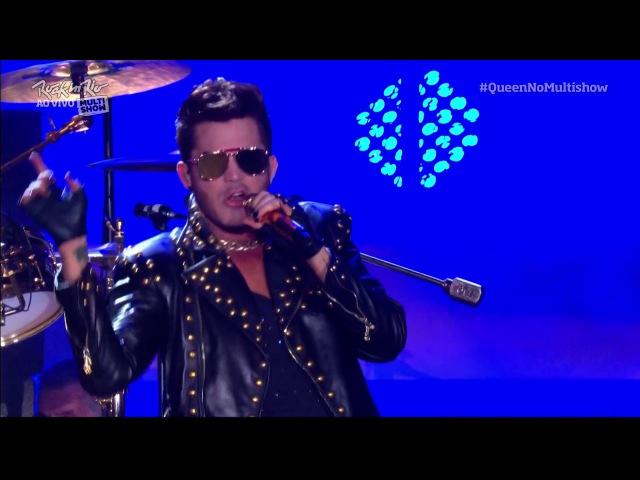 Queen Adam Lambert Rock In Rio 2015