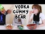 How to make Vodka Gummy Bears!  -  Tipsy Bartender