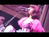 Kimbra and Ben Weinman - Come Into My Head (live @ Webster Hall 102012)