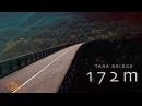 Мост Джурджевича в Черногории | DJI Mavic PRO -  VLOG
